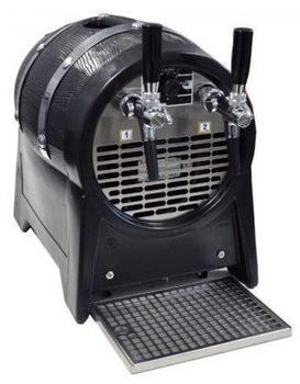 Lindr Partyfass 2-leitig, 60 Liter/h Trockenkühlgerät, Durchlaufkühler