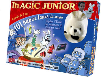 Oid Magic Junior: 101 tours de magie (französisch)