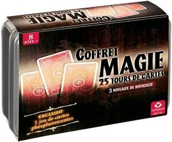 ASS Altenburger Coffret Magie - 25 tours de cartes (französisch)