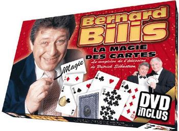 oid-magic-bernard-billis-la-magie-des-cartes-franzoesisch