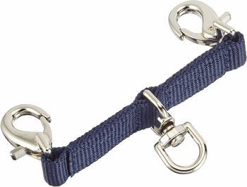 Pfiff Kunststoff-Longierbrille blau
