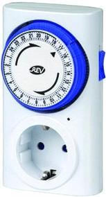 REV-Ritter Zeitschaltuhr mechanisch Premium 0025400103 weiß