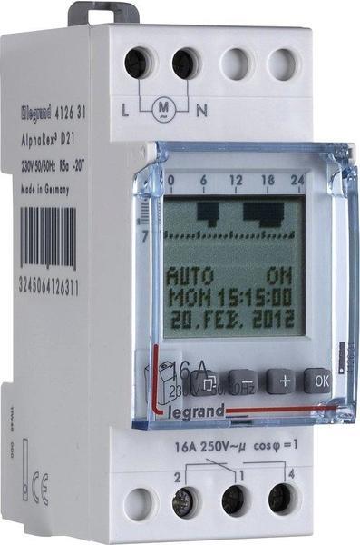 Legrand AlphaRex D21 (412631)