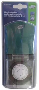 REV-Ritter Zeitschaltuhr mechanisch IP44 (0025710603)