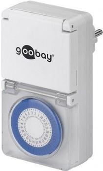 Goobay Outdoor-Zeitschaltuhr IP44
