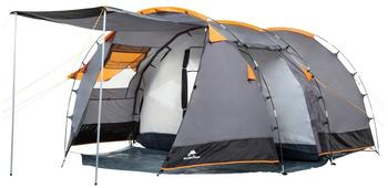 CampFeuer Tunnel Tent 4 (1018, grey)