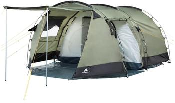 CampFeuer Tunnel Tent 4 (1018, olive)