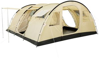 CampFeuer Tunnel Tent 6 XXL (empress6_2, sand)