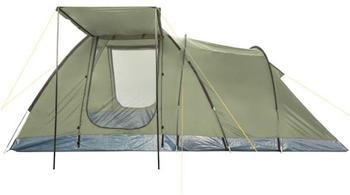 CampFeuer Dome Tent 5 (1530, olive)