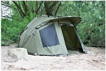 CampFeuer Bivvy Storm dunkelgrün
