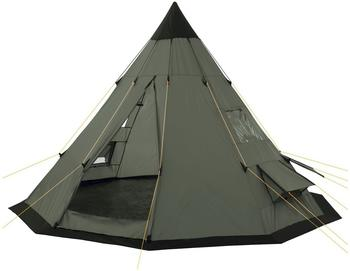 CampFeuer Indian Tent (Teepee, olive)