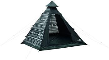 easy camp Tipi (white, black)