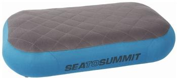 Sea to Summit Aeros Premium Deluxe Pillow Blue