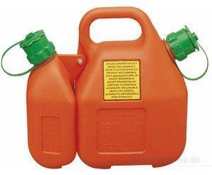 Husqvarna Kombikanister 6 + 2,5 Liter