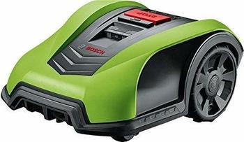 Bosch Cover für Indego 350/400 grün