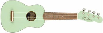 Fender Venice Soprano Uke Surf Green