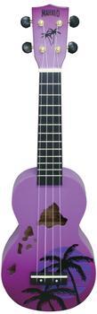 Mahalo Hawaii Ukulele purple
