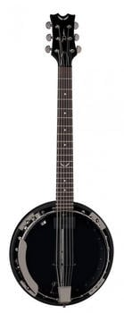 Dean Backwoods 6 with Pickup Black Chrome