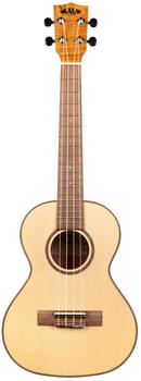 Kala Solid Spruce Top Flame Maple Tenor